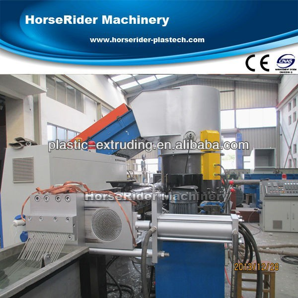 waste plastic recycling/plastic recycling an cleaning production line