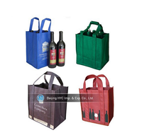 Reusable 3 Liter 6 Pack Red Wine Bag in Box