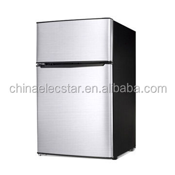 small double door fridge used in hotel,kitchen