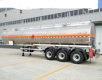 2017 Innovative 49500L Aluminum Alloy Tanker Semi trailer for Sale