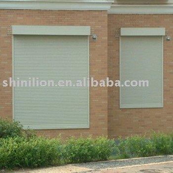 Shutters Exterior Shutter Outdoor Window Shutter Residential Roller Shutter Insulated