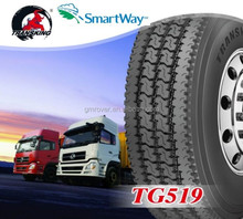 High quality radial truck tire 11r22.5 general made in korea