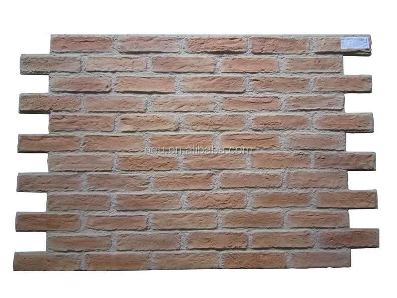Poliuretano panel de imitaci n de ladrillo ladrillo - Panel imitacion ladrillo ...