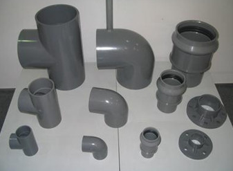 China Manufacturer Of Pvc Pipe And Fittings With Normal Pressure Elbow ...