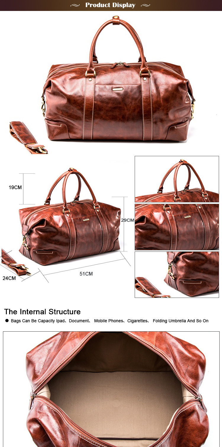 Manufacturers High Standard Exquisite Briefcase Bag Excellent Quality China Hot Sale Waterproof Duffle Bag