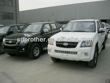 Pick Up Truck with TOYOTA Tec. Engine