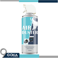 Air Duster Good Computer Cleaner of Compressed Gas Duster