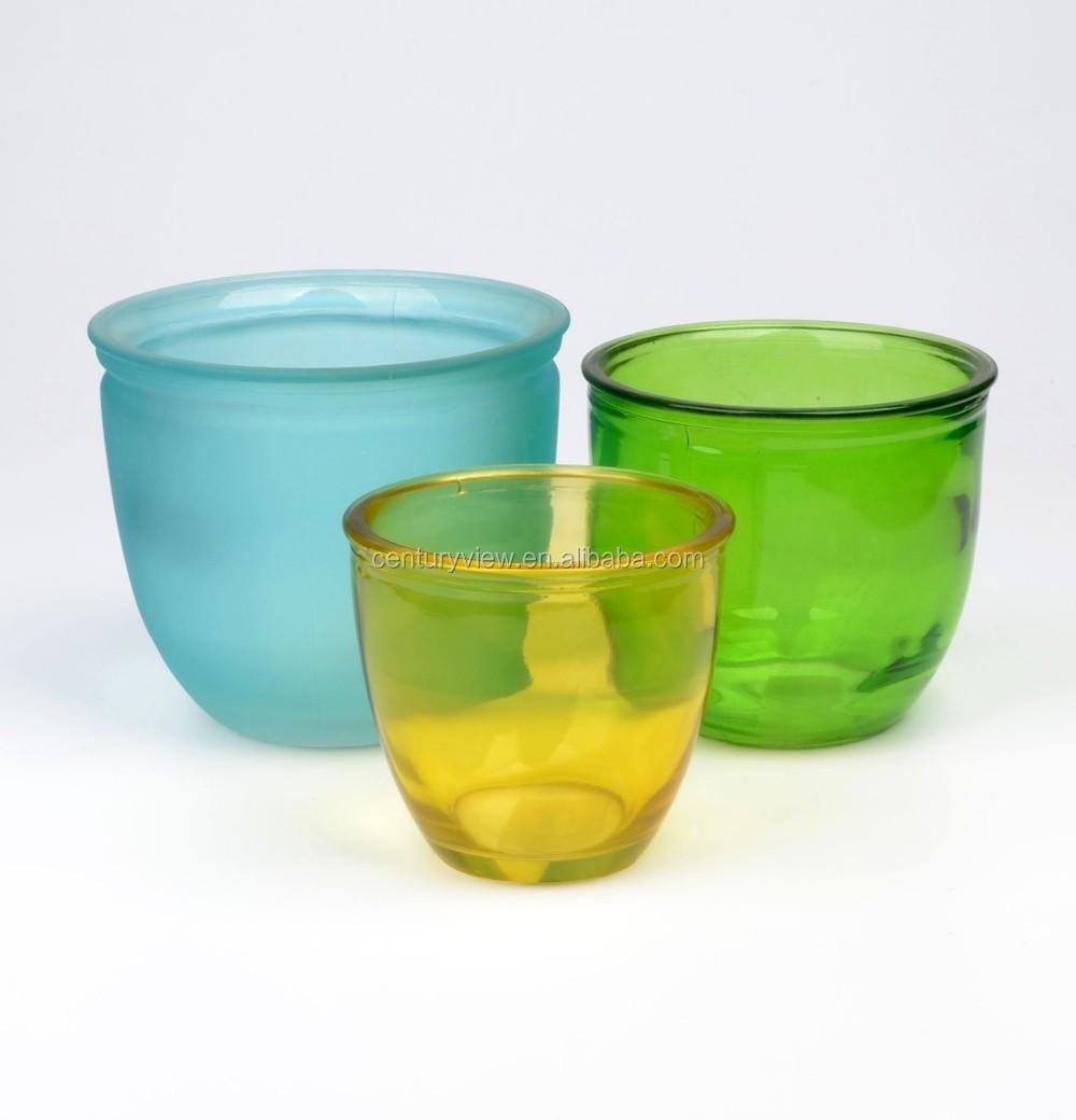 Special colored pots garden plant pot flower pots with Colorful pots for indoor plants