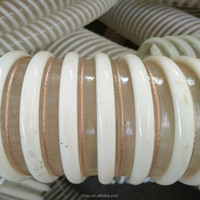 Transparent PU Flexible Spiral Suction Hose