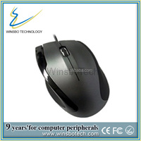 Cute High-Tech Optical Computer 3D Wired Mouse /logitech mouse