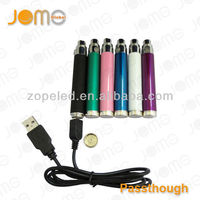 Ego passthrough battery ego-u 650mah,900mah,1100mah