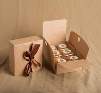Recyclable Kraft Paper box With Your Own Logo, Custom packing Paper Box,paper gift box