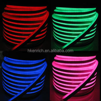 24V Waterproof led flex led neon