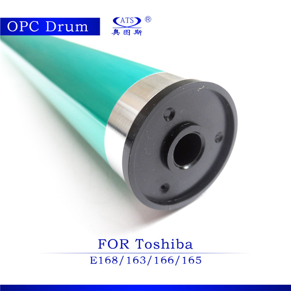 Hot selling high quality copier opc drum E163 166 165 167 compatible for Toshiba