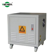 Wide Application 100Kva Micro Transformer Used For Go Outside For Working Or Travel