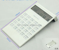 High quality electronic world time calculator with calendar