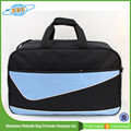 China Supplier Popular Polyester Custom Gym Weekend Travel Bag