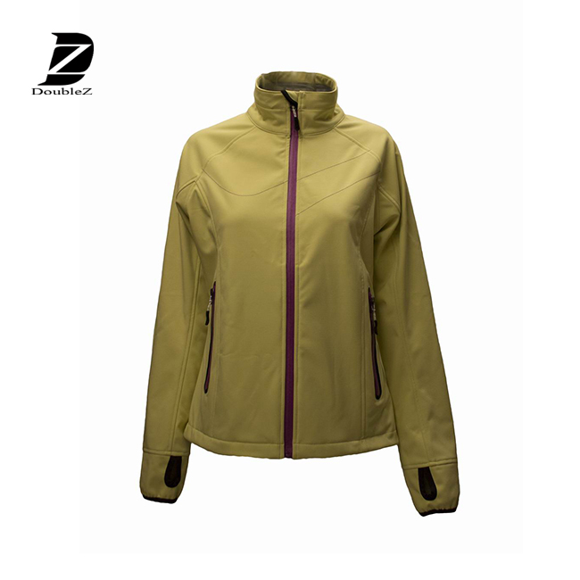 OEM service Unisex 10000mm Waterproof Softshell Jacket