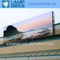 P20 True color reproduction big LED screen for shopping mall