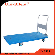 Uni-Silent 400kgs Heavy Duty Foldable Platform Cart for Warehouse PLA400Y-DX