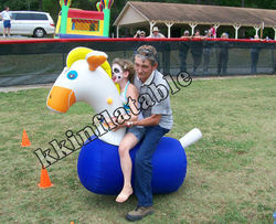 funny inflatable horse riding for kids,inflatable horse toy