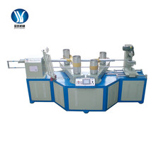 JY-200B spiral paper tube machine for industrial tubes
