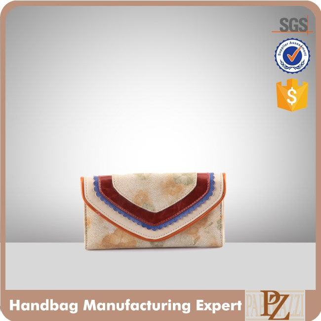 1149C fashion purse for ladies wallet, manufacturer customized women's wallets, designer pu leather wallet