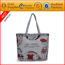 New style Fabric folding cheap shopping bag