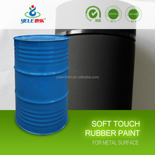 3800 two-component soft touch rubber spray paint