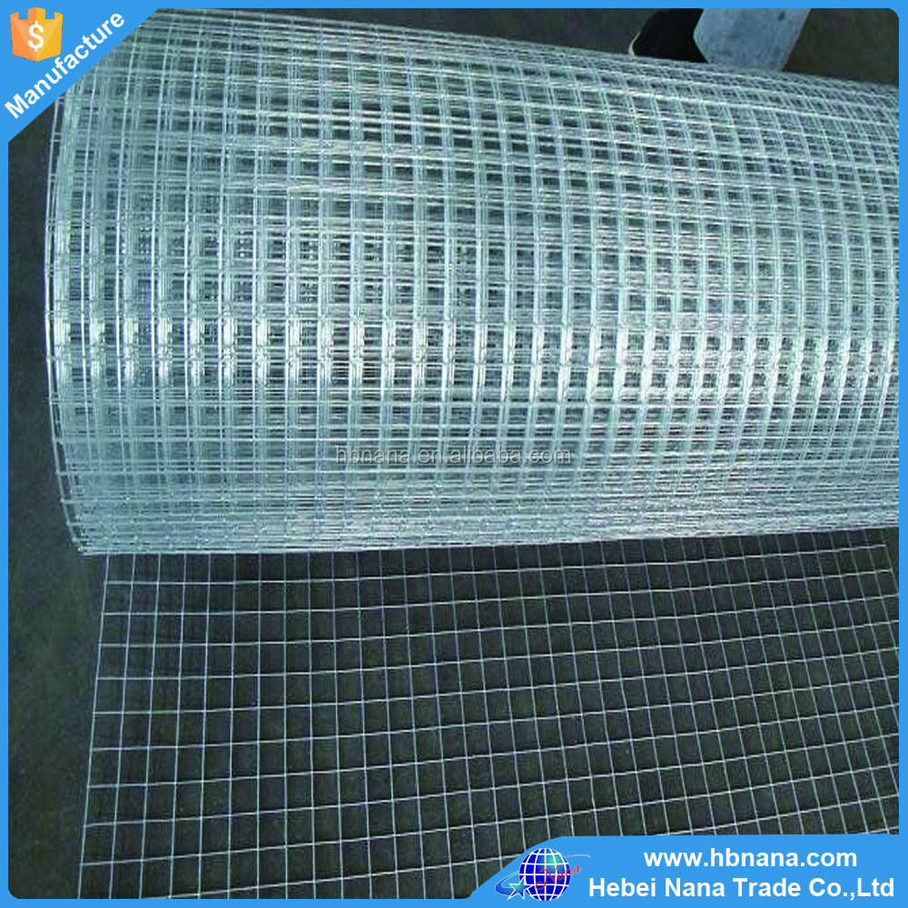 1/2 inch welded chicken cage wire mesh