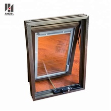 High Quality Custom Glass Window Aluminum Awning Windows For Residential With Window Inserts For Australia