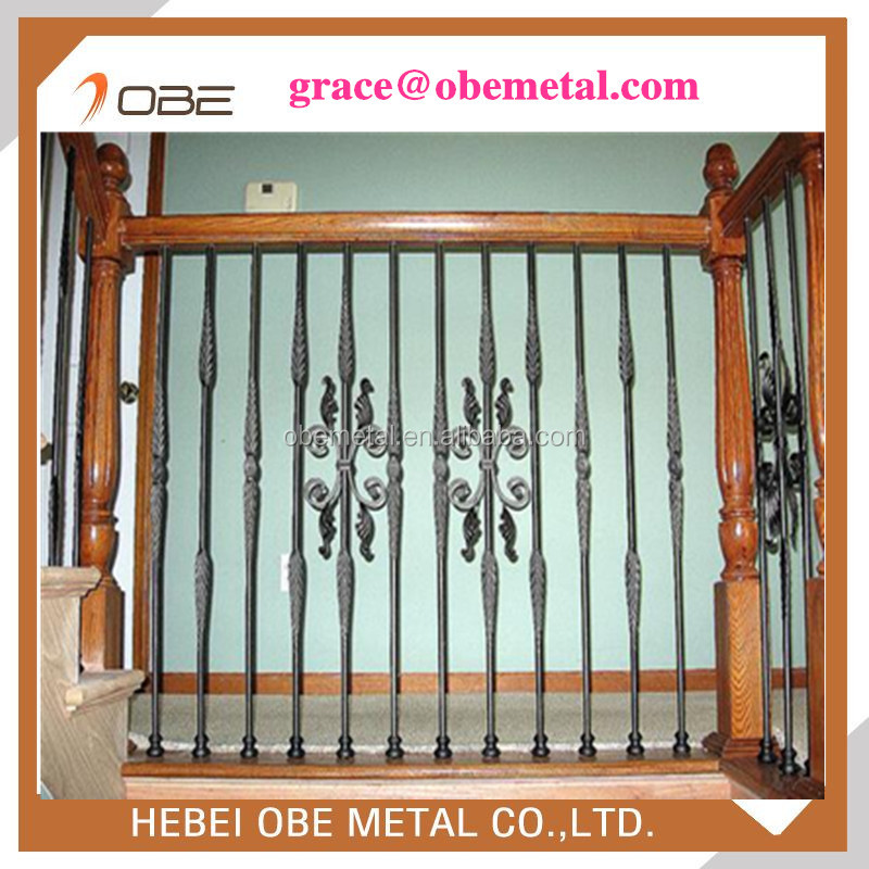Stairs Parts Balustrade Baluster Cast Iron Decorative Balusters Of Wood  Stairs