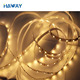 CE RoHS 120 LED per Meter Strips Flexible SMD2835 3528 warm white with 2 Years Warranty