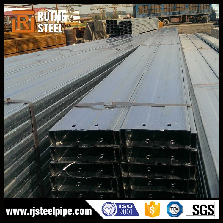 c 200*60*20*2.5mm, c channel steel dimensions,c stection steel