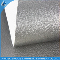 2016 new design mesh knitted DE90 synthetic PU/PVC leather fabric for shoes and bags