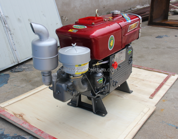 s195 diesel engine water cooling type