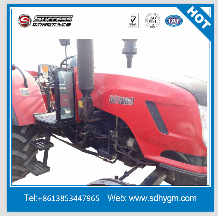 Foton 4WD tractor for agricultural equipment