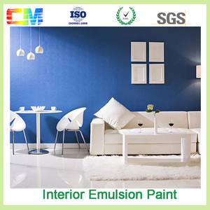 Customize color indoor house spray acrylic emulsion paint