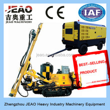 H558 Hydraulic Drilling Rig / Geotechnical Drilling Rig /Down The Hole Hammer Drill Rig