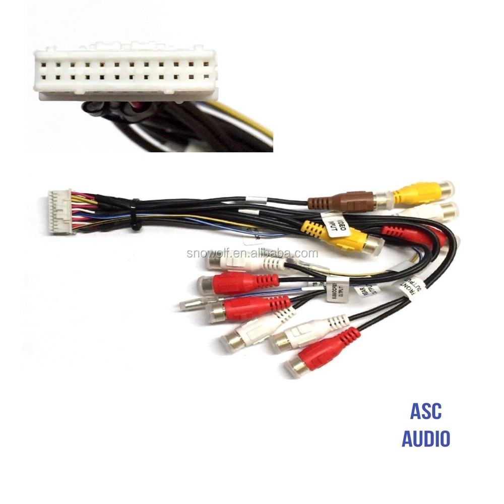 Wholesale Audio Pioneer Online Buy Best From China Deh 2000 Mp Wiring Harness 24 Pin Aftermarket Dvd Car Stereo Rca Cdp1143 Avic D3 F900bt