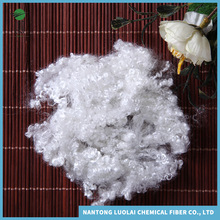 Manufacturer Supplier recycled polyester staple fiber supper white with best quality and low price
