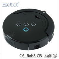 Professional appliances home robot cleaner for carpet floor, with one year warranty