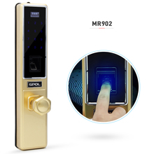 Electronic Digital Touch Connecting Bedroom Manual Door Lock
