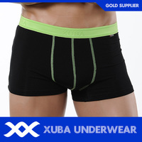 unisex sexy solid color boys and girls underwear(P)