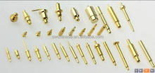 Copper alloy spacer Copper alloy bushing CNC turning copper alloy pin
