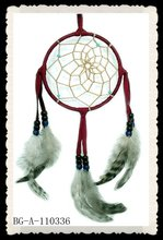Indian dream catchers feather decorative items