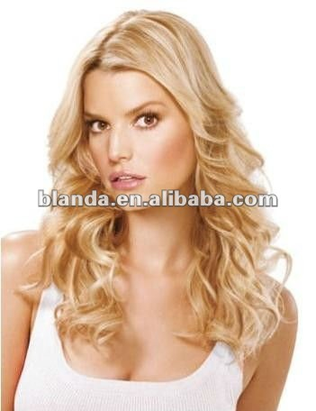beauty fashion european human clip in regular hiar