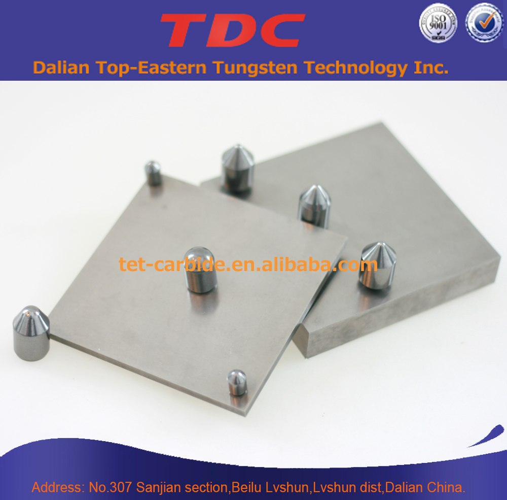 tungsten carbide button bit/indexable inserts/braze tips/rods/strips and plate