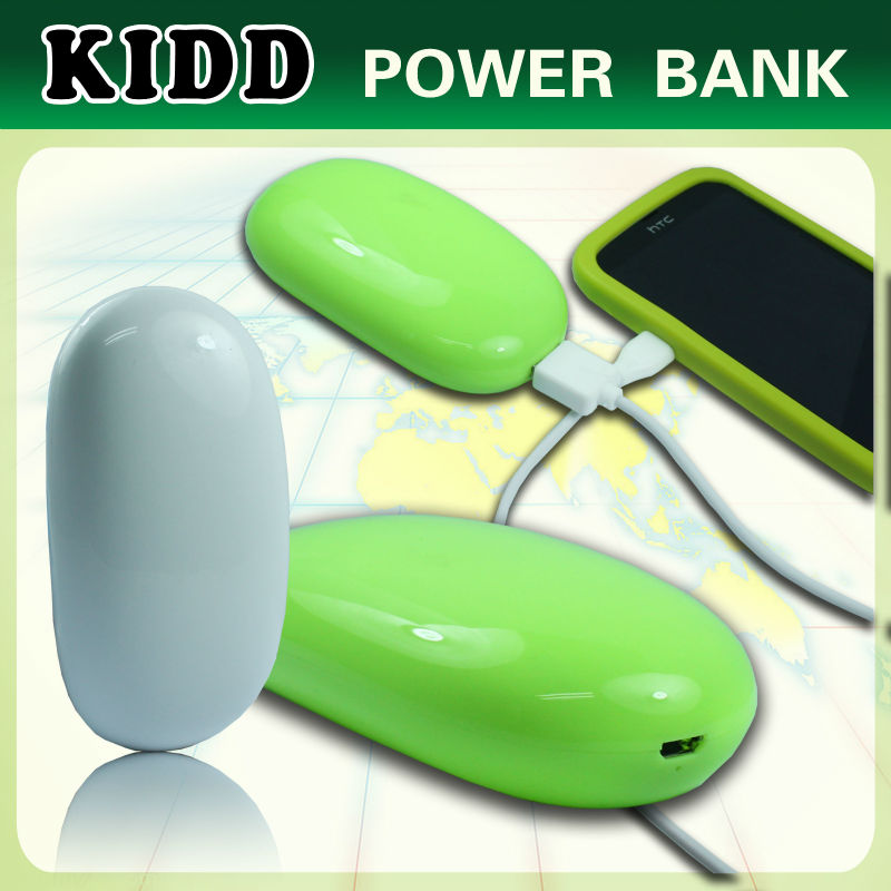 Cheap Price 4400mAh portable digital power bank