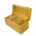Hot sale shiny packaging wood essential oil box